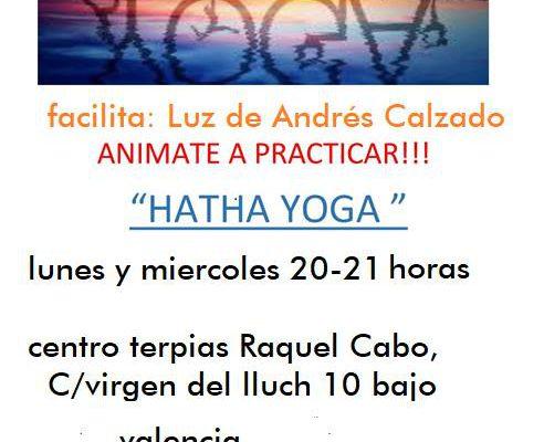 yoga valencia, hatha yoga valencia
